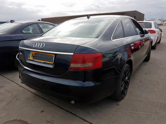 Naudotos automobiliu dallys Foto 4 Audi A6 2006 2.7 Mechaninė Sedanas 4/5 d. Juoda 2020-5-05 A5255