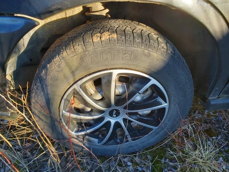 Naudotos automobiliu dallys Foto 9 Rover 400-SERIES 1998 2.0 Mechaninė Sedanas 4/5 d. Juoda 2020-2-24 A5090