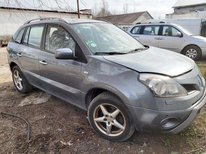 Подержанные Автозапчасти Renault KOLEOS 2008 2.0 машиностроение напрямик 4/5 d. Серый 2020-4-14