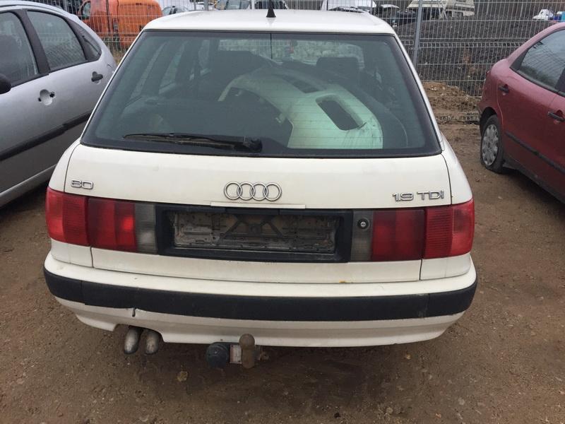 Naudotos automobiliu dallys Foto 9 Audi 80 1994 1.9 Mechaninė Universalas 4/5 d. Balta 2018-11-05 A4165