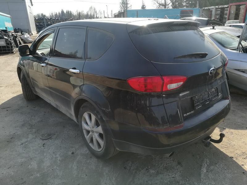 Подержанные Автозапчасти Foto 7 Subaru TRIBECA 2007 3.0 автоматическая напрямик 4/5 d. черный 2019-4-25 A4453