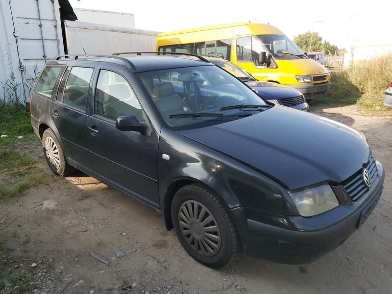 Naudotos automobilio dalys Volkswagen BORA 2003 1.9 Mechaninė Universalas 4/5 d. Juoda 2020-9-23