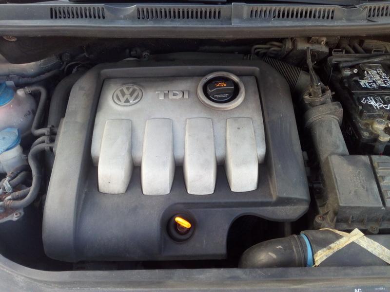 Naudotos automobiliu dallys Foto 2 Volkswagen GOLF PLUS 2005 1.9 Mechaninė Hečbekas 4/5 d. Pilka 2018-2-07 A3622