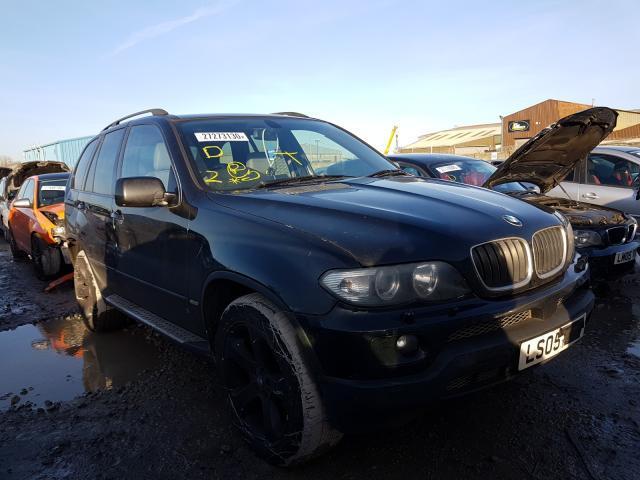 Naudotos automobilio dalys BMW X5 2005 3.0 Automatinė Visureigis 4/5 d. Juoda 2020-2-01