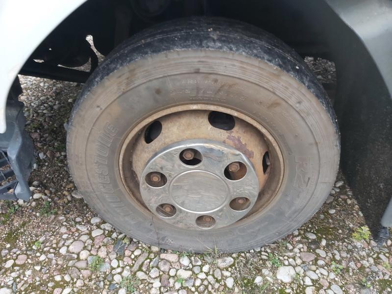 Used Car Parts Foto 8 Truck - Renault MIDLUM 2005 6.2 Mechanical Sunkvezimis 2/3 d. white 2020-10-15 A5761