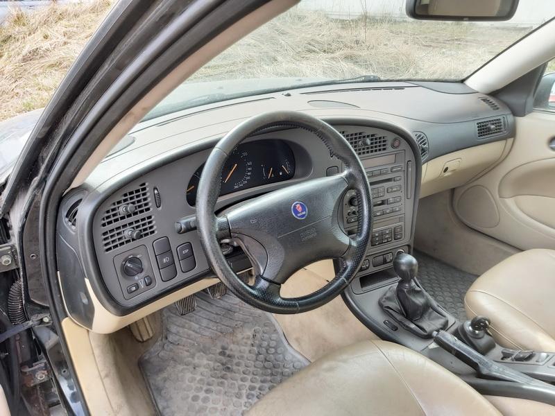 Naudotos automobilio dalys SAAB 9-5 2005 2.0 Mechaninė Universalas 4/5 d. Juoda 2020-4-14