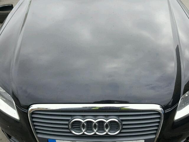 Naudotos automobiliu dallys Foto 7 Audi A4 2007 2.0 Mechaninė Sedanas 4/5 d. Juoda 2018-8-05 A4017