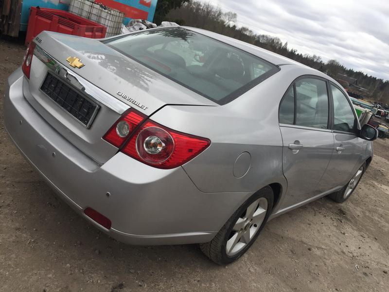 Naudotos automobiliu dallys Foto 8 Chevrolet EPICA 2008 2.5 Automatinė Sedanas 4/5 d. Sidabrine 2018-4-19 A3714