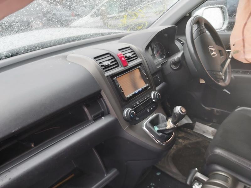 Naudotos automobilio dalys Honda CR-V 2010 2.2 Mechaninė Visureigis 4/5 d. Sidabrine 2020-2-25