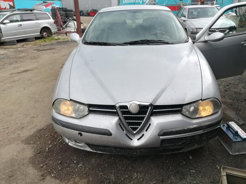 Naudotos automobilio dalys Alfa-Romeo 156 1998 2.4 Mechaninė Sedanas 4/5 d. Pilka 2019-5-24