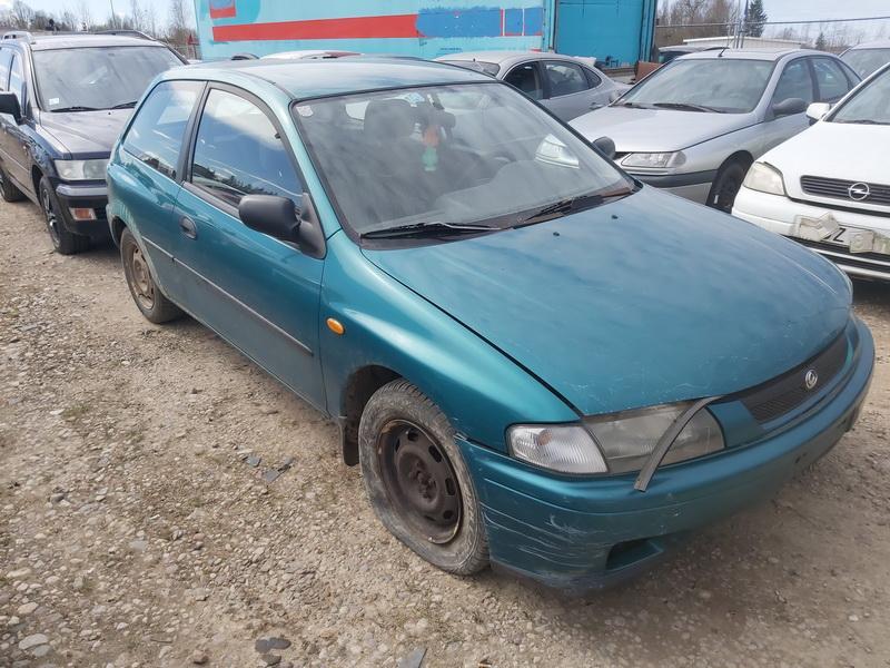 Naudotos automobilio dalys Mazda 323 1997 2.0 Mechaninė Hečbekas 2/3 d. Zalia 2020-4-21