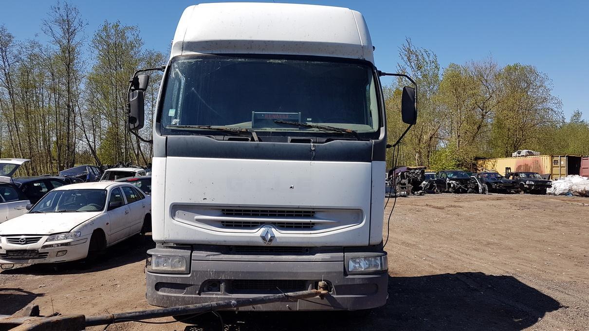 Naudotos automobilio dalys Truck - Renault PREMIUM 2001 11.1 Mechaninė Vilkikas 2/3 d. Balta 2017-5-17