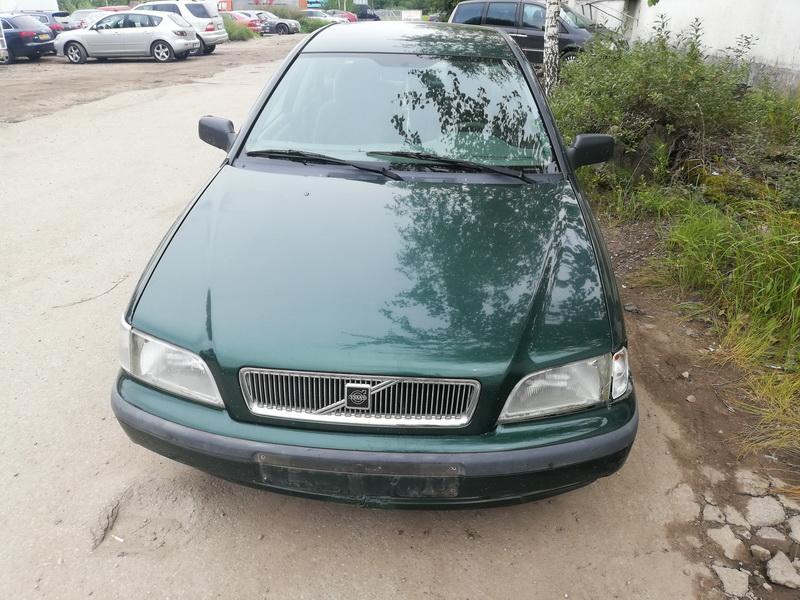 Naudotos automobilio dalys Volvo S40 1998 1.9 Mechaninė Sedanas 4/5 d. Zalia 2019-8-13