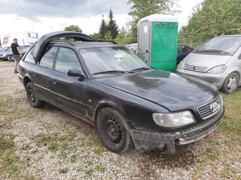 Naudotos automobilio dalys Audi A6 1994 2.5 Mechaninė Universalas 4/5 d. Juoda 2020-9-11