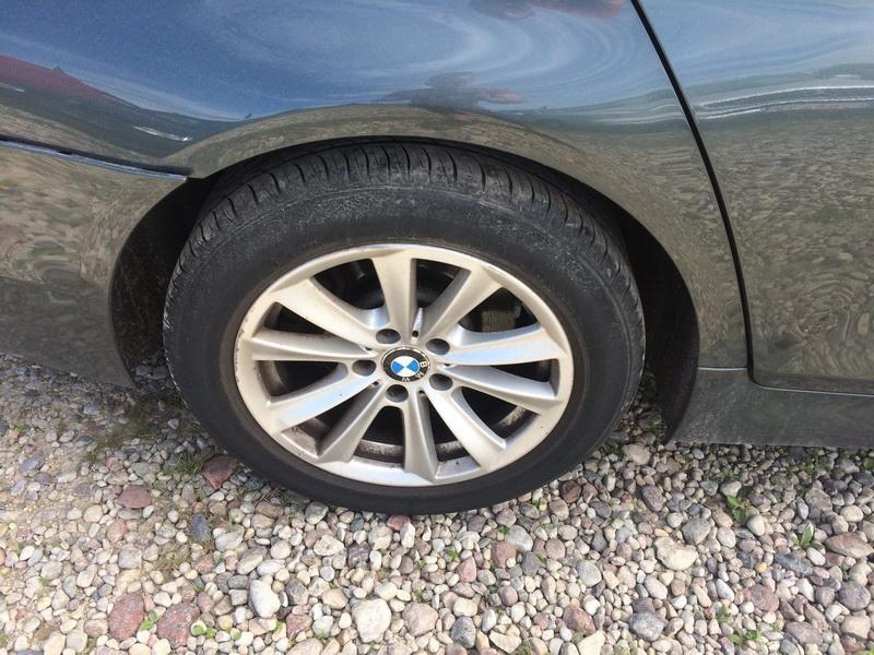 Naudotos automobiliu dallys Foto 4 BMW 5-SERIES 2011 2.0 Mechaninė Sedanas 4/5 d. Zalia 2018-6-15 A3877