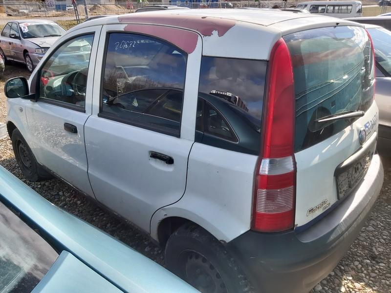Naudotos automobiliu dallys Foto 8 Fiat PANDA 2007 1.1 Mechaninė Hečbekas 4/5 d. Balta 2020-3-17 A5133