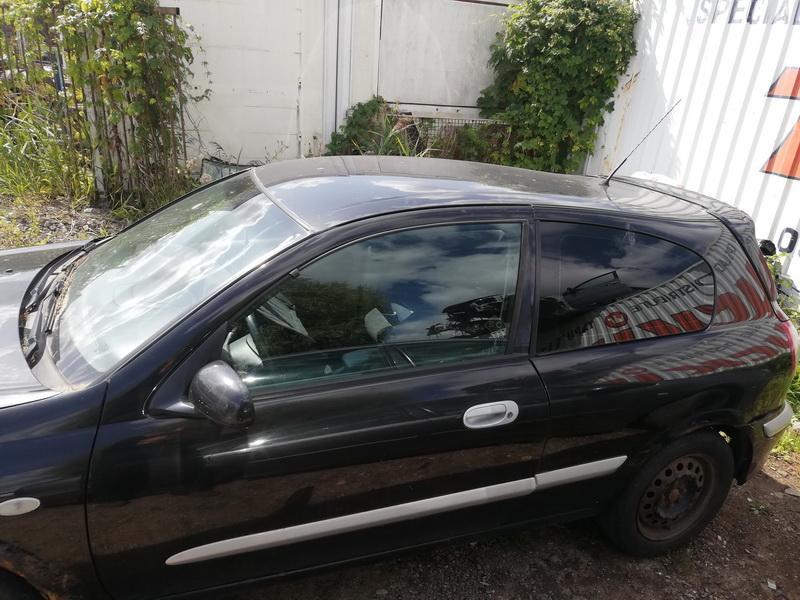 Naudotos automobilio dalys Nissan ALMERA 2000 2.2 Mechaninė Hečbekas 2/3 d. Juoda 2019-8-05