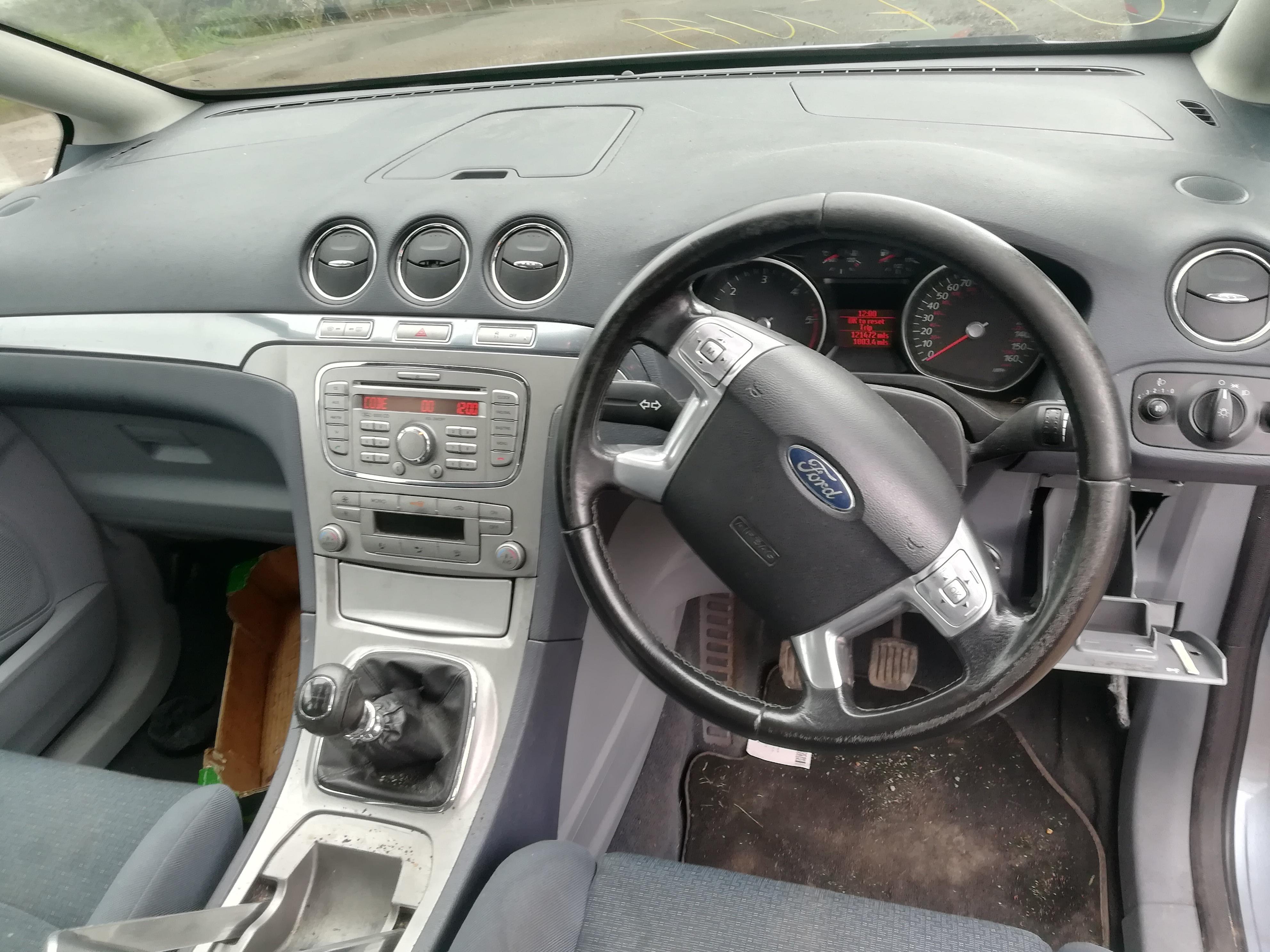 Naudotos automobiliu dallys Foto 7 Ford S-MAX 2007 1.8 Mechaninė Vienatūris 4/5 d. Melyna 2019-5-29 A4528