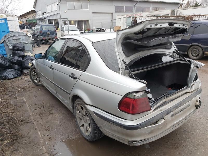 Naudotos automobiliu dallys Foto 7 BMW 3-SERIES 2000 2.0 Mechaninė Sedanas 4/5 d. Pilka 2020-1-24 A5031