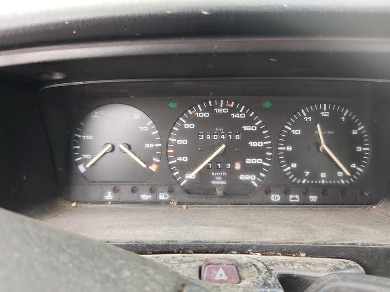Naudotos automobiliu dallys Foto 7 Volkswagen PASSAT 1994 1.9 Mechaninė Universalas 4/5 d. Balta 2020-5-12 A5277