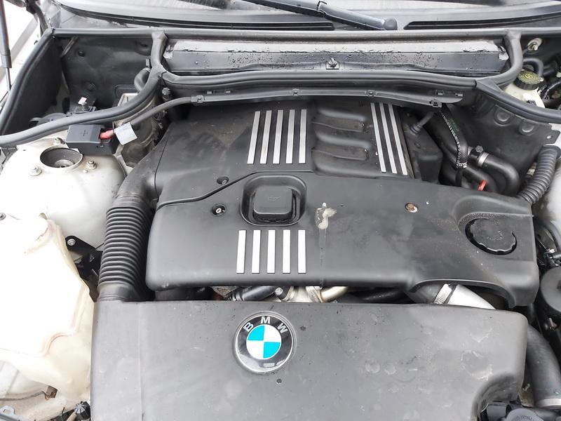 Naudotos automobiliu dallys Foto 2 BMW 3-SERIES 2000 2.0 Mechaninė Sedanas 4/5 d. Pilka 2020-1-24 A5031
