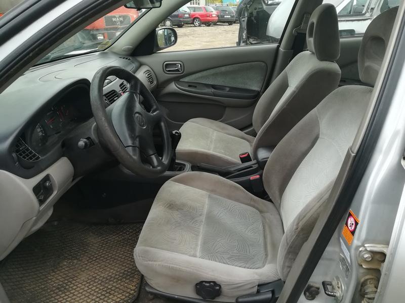 Used Car Parts Foto 5 Nissan ALMERA 2002 2.2 Mechanical Sedan 4/5 d. Grey 2019-10-05 A4810