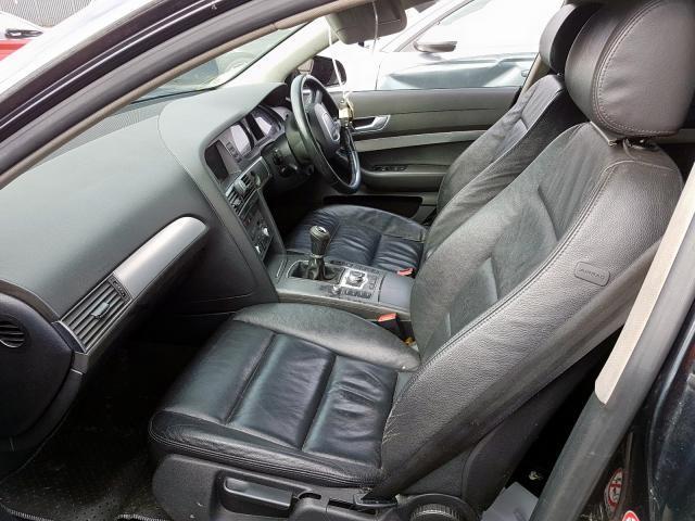 Naudotos automobiliu dallys Foto 5 Audi A6 2006 2.7 Mechaninė Sedanas 4/5 d. Juoda 2020-5-05 A5255