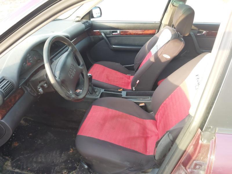 Подержанные Автозапчасти Foto 5 Audi A6 1994 1.9 машиностроение седан 4/5 d. красный 2020-11-19 A5835