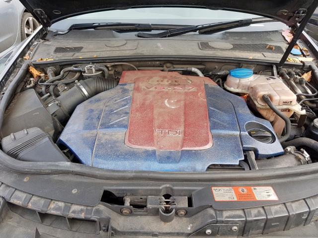 Naudotos automobiliu dallys Foto 7 Audi A6 2006 2.7 Mechaninė Sedanas 4/5 d. Juoda 2020-5-05 A5255