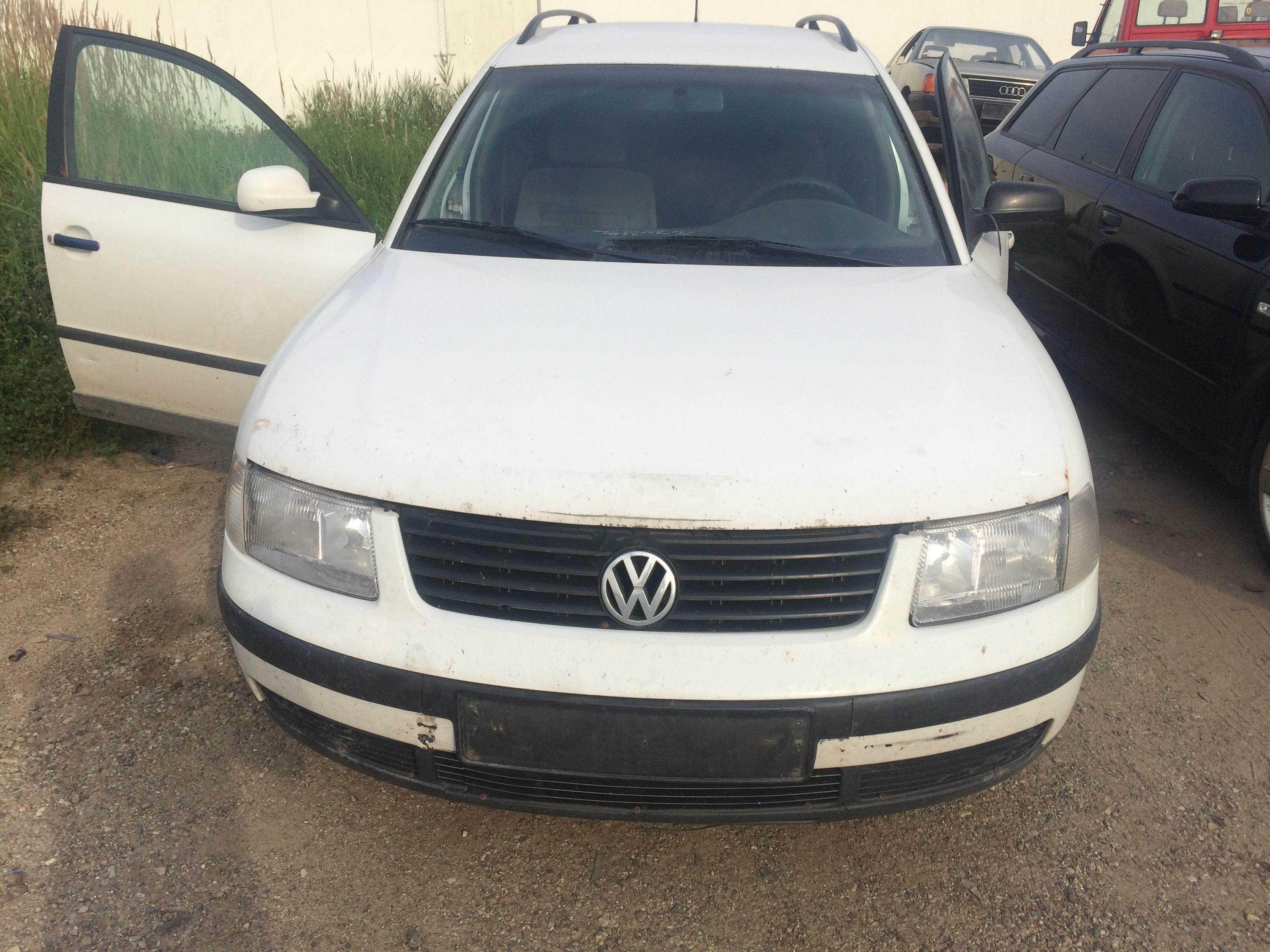 Volkswagen PASSAT 1999 1.9 Mechanical