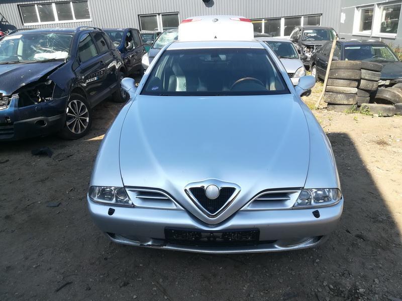 Naudotos automobilio dalys Alfa-Romeo 166 2002 2.4 Mechaninė Sedanas 4/5 d. Pilka 2019-9-11