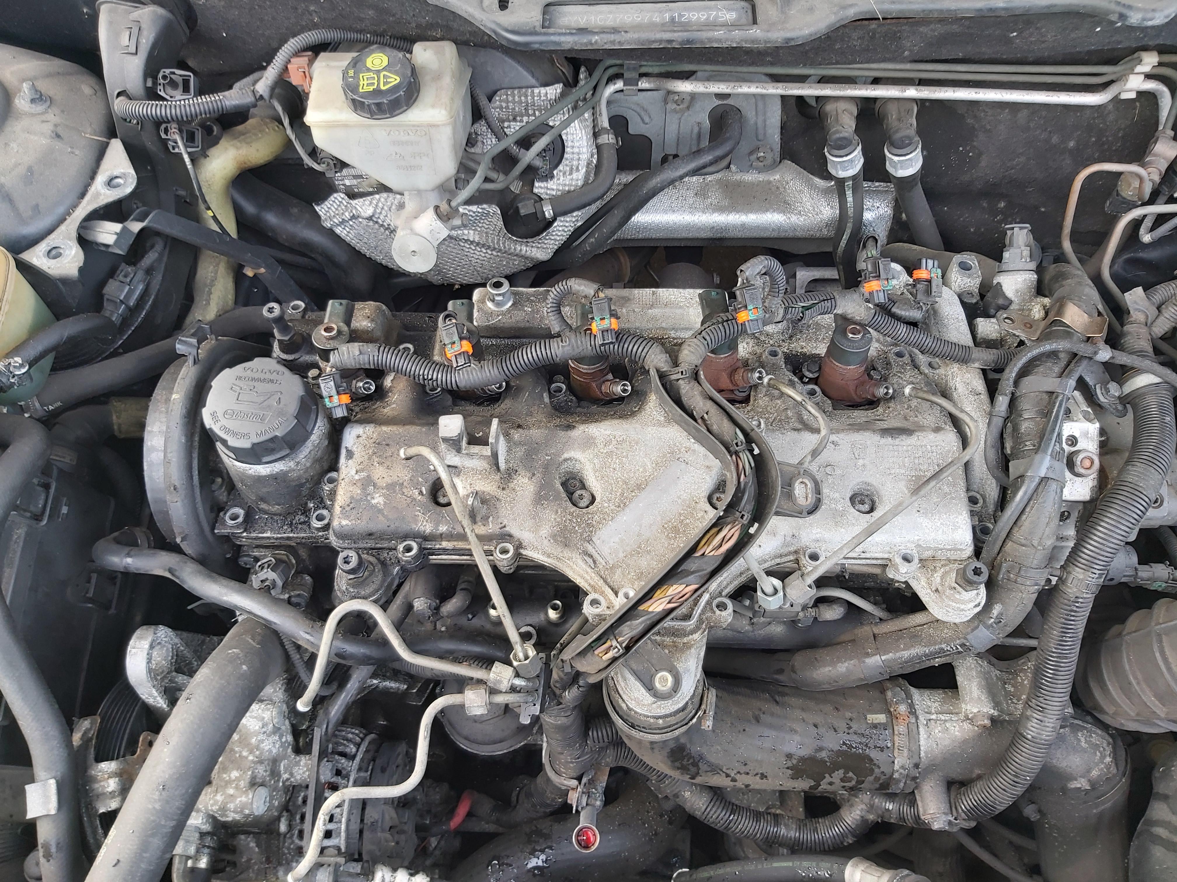 Naudotos automobiliu dallys Foto 2 Volvo XC 90 2004 2.4 Automatinė Visureigis 4/5 d. Melyna 2020-2-06 A5062