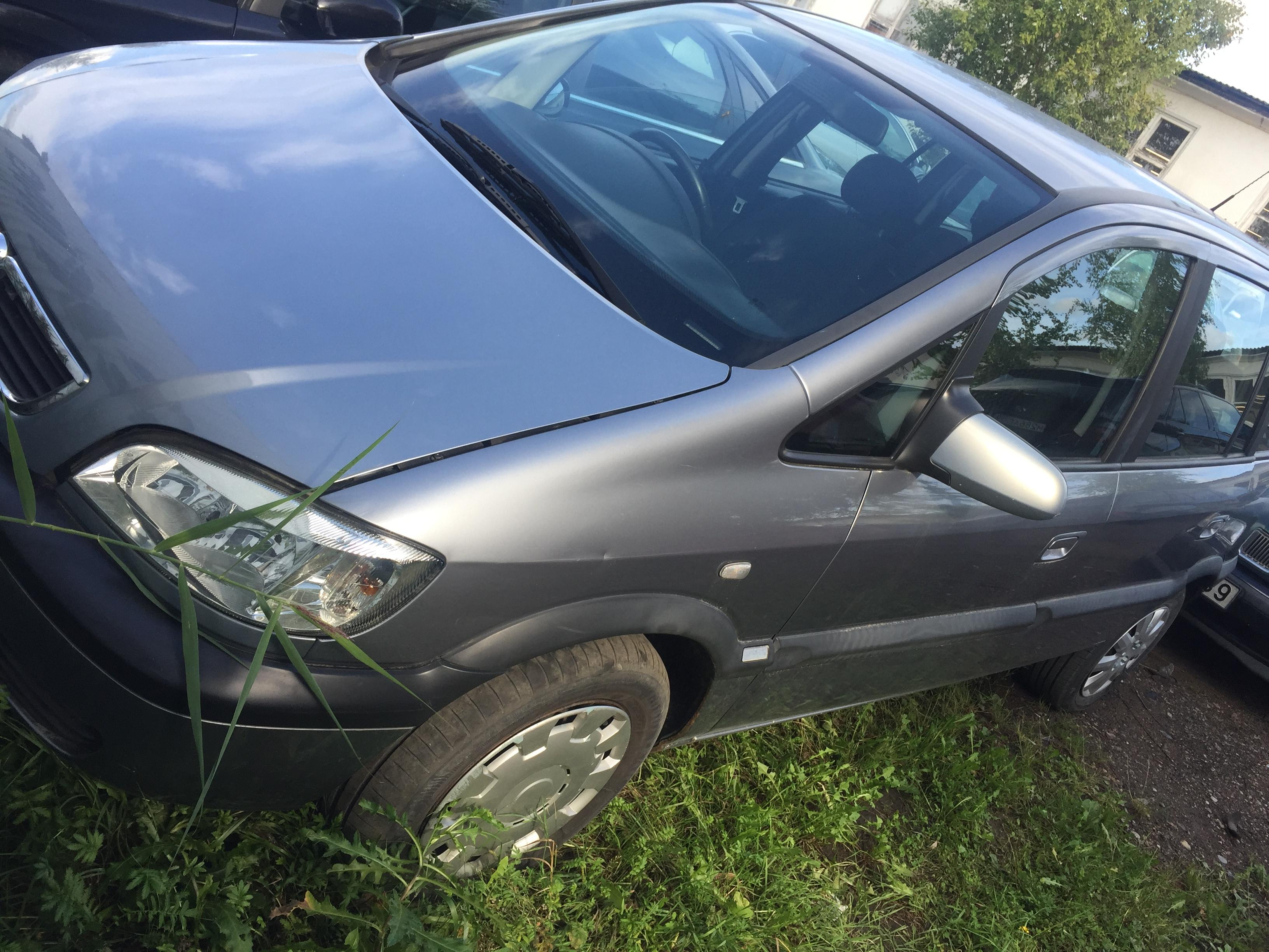 Opel ZAFIRA 2005 1.8 Mechanical