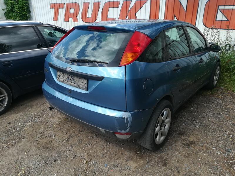 Naudotos automobilio dalys Ford FOCUS 2000 1.4 Mechaninė Hečbekas 4/5 d. Melyna 2019-6-27