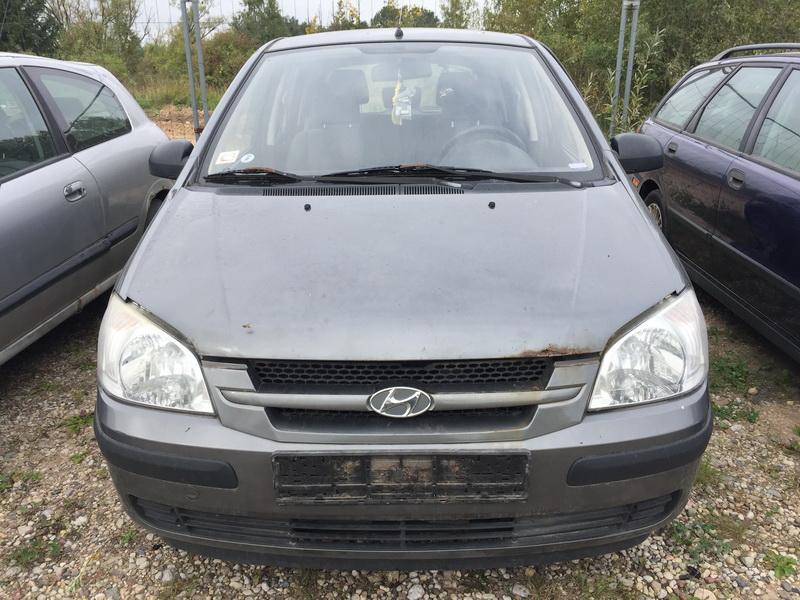 Naudotos automobilio dalys Hyundai GETZ 2005 1.3 Mechaninė Hečbekas 4/5 d. Pilka 2018-9-18