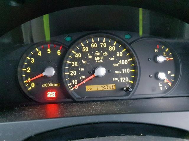 Naudotos automobiliu dallys Foto 8 Kia SORENTO 2004 2.5 Mechaninė Visureigis 4/5 d. Sidabrine 2019-12-13 A4968