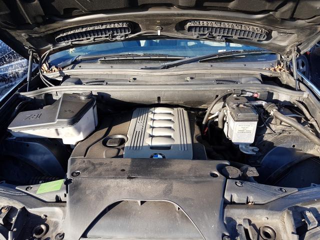 Naudotos automobiliu dallys Foto 9 BMW X5 2005 3.0 Automatinė Visureigis 4/5 d. Juoda 2020-2-01 A5046