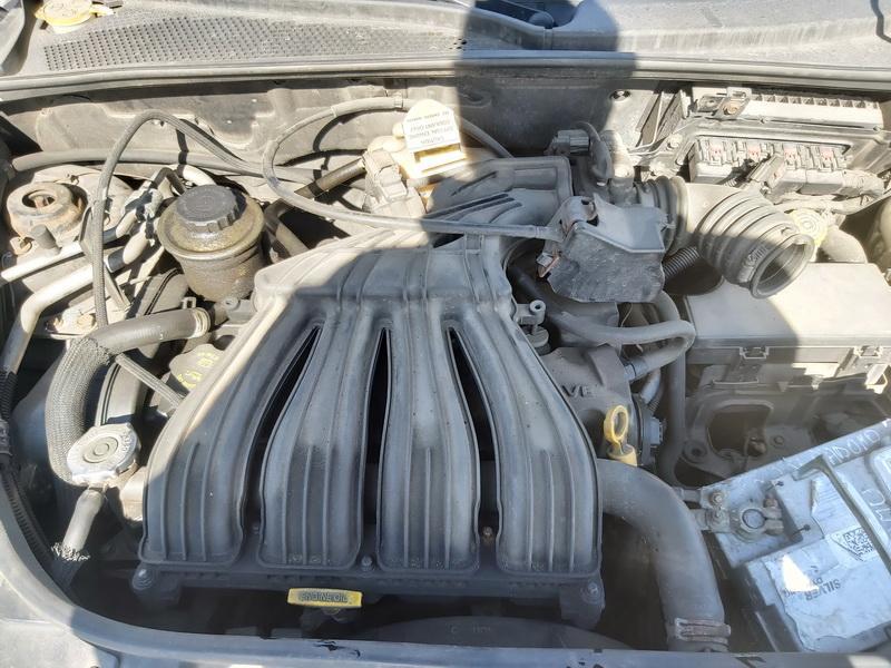 Naudotos automobiliu dallys Foto 2 Chrysler PT CRUISER 2005 2.4 Automatinė Hečbekas 4/5 d. Juoda 2020-4-21 A5227