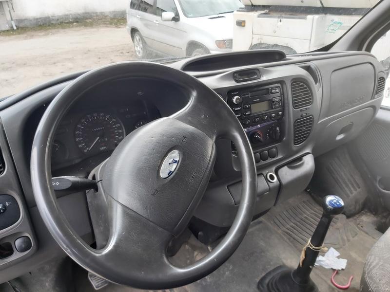 Naudotos automobiliu dallys Foto 7 Ford TRANSIT 2000 2.0 Mechaninė Krovininis mikroautobusas 2/3 d. Balta 2020-4-28 A5240