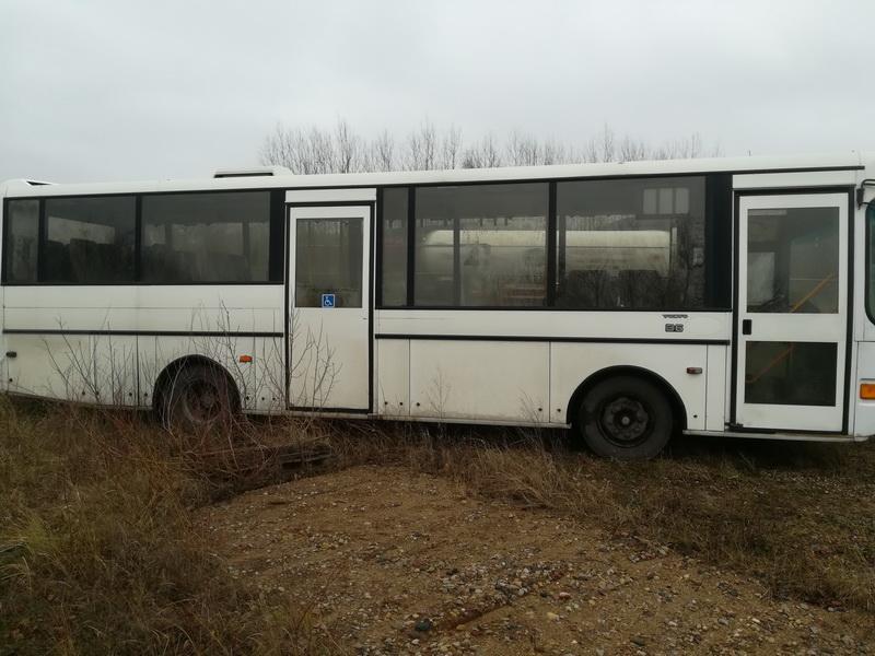 Naudotos automobiliu dallys Foto 4 Bus - Volvo B6 1993 5.5 Automatinė Kita 2/3 d. Balta 2019-11-28 A4933