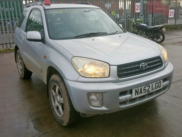 Toyota RAV-4 2002 2.0 Mechaninė
