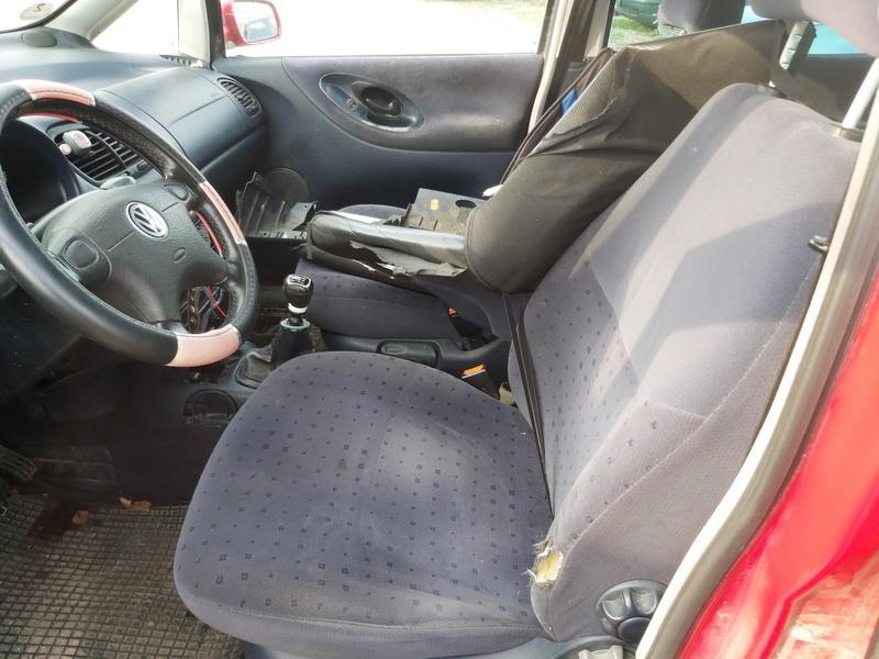 Naudotos automobilio dalys Volkswagen SHARAN 1999 1.9 Mechaninė Vienatūris 4/5 d. Raudona 2020-9-09