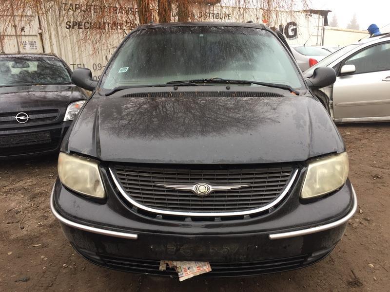 Used Car Parts Chrysler VOYAGER 2001 2.5 Mechanical Minivan 4/5 d. Black 2018-11-09