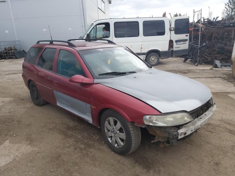 Naudotos automobilio dalys Opel VECTRA 1998 2.0 Mechaninė Universalas 4/5 d. Raudona 2020-7-04