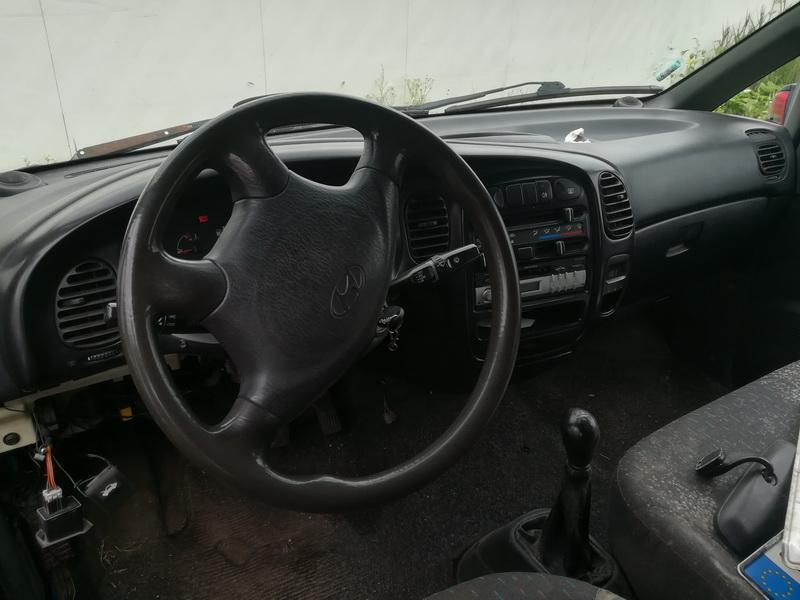 Naudotos automobilio dalys Hyundai H200 1999 2.5 Mechaninė Krovininis mikroautobusas 2/3 d. Melyna 2019-7-26