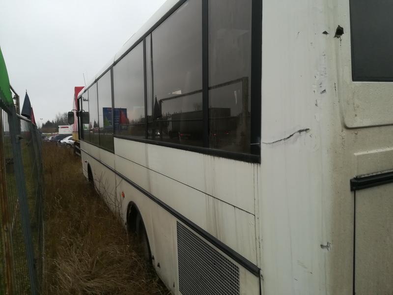 Naudotos automobiliu dallys Foto 5 Bus - Volvo B6 1993 5.5 Automatinė Kita 2/3 d. Balta 2019-11-28 A4933
