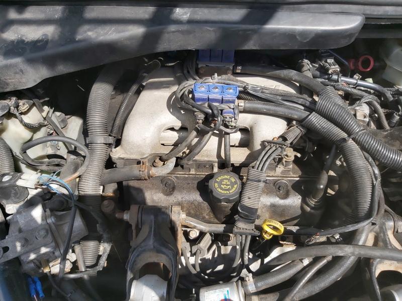 Naudotos automobiliu dallys Foto 2 Chevrolet VENTURE 1999 3.4 Automatinė Vienatūris 4/5 d. Pilka 2020-7-28 A5468