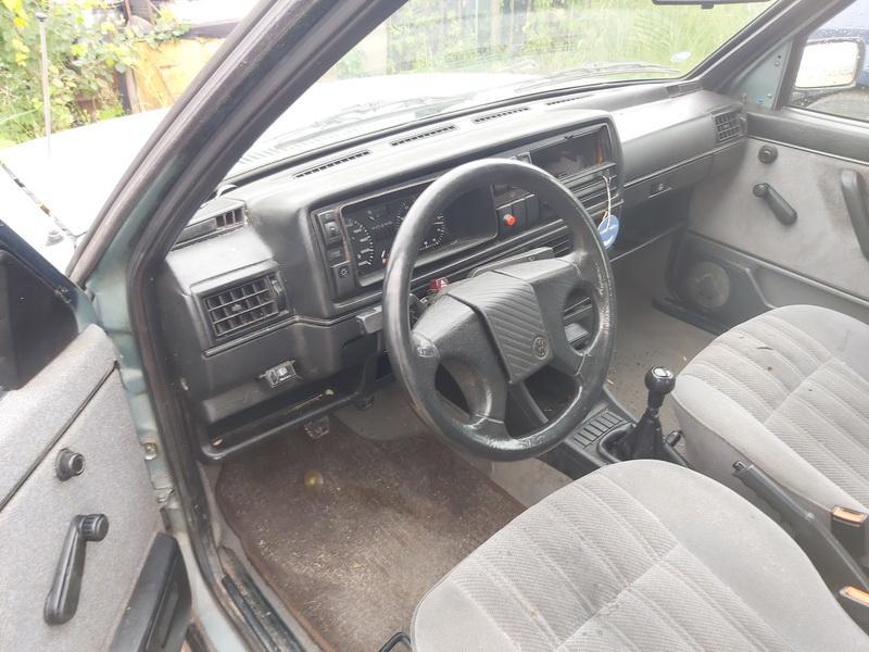 Naudotos automobilio dalys Volkswagen JETTA 1990 1.8 Mechaninė Sedanas 4/5 d. Zalia 2020-7-01