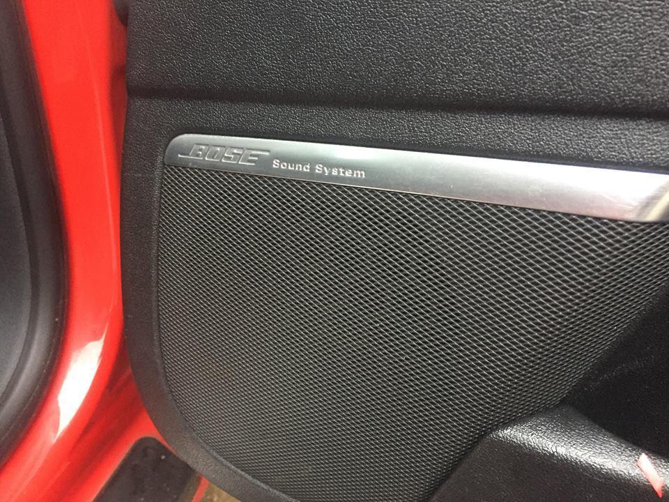 Naudotos automobiliu dallys Foto 10 Audi A3 2007 2.0 Automatinė Hečbekas  d. Raudona 2018-11-30 A4217