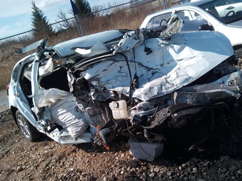 Naudotos automobilio dalys Ford FOCUS 2015 1.5 Mechaninė Hečbekas 4/5 d. Balta 2018-4-04